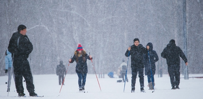 Мнения поэтов о зиме