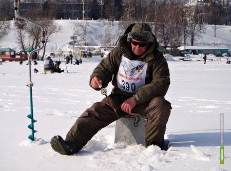 В Тамбове отменили соревнования по рыбной ловле
