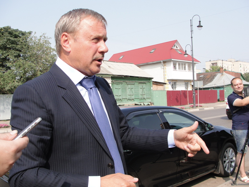 Александр Бобров оказался в списке «народных мэров России»