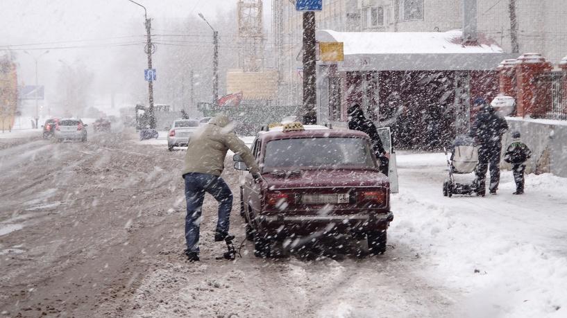 Тамбовское МЧС предупреждает об ухудшении погоды