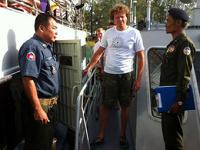 В Камбодже арестован российский бизнесмен Сергей Полонский