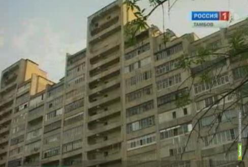 Тамбовчанку спасли от прыжка с одиннадцатого этажа