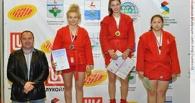 Тамбовчанка стала чемпионом России по самбо среди студентов