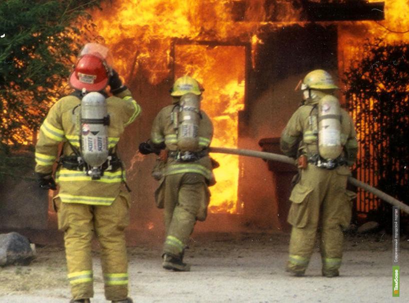 В Тамбове три дома пострадали от пожаров