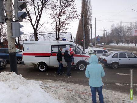 За неделю на тамбовских дорогах пострадали три ребенка