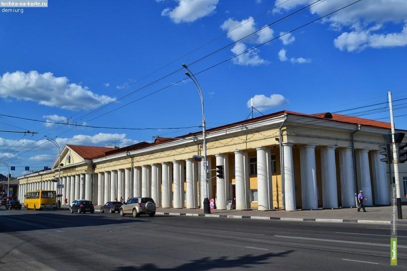 Здание тамбовского ГУМа могут передать краеведческому музею