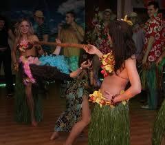Тамбовскую молодежь ждут на «Гавайской вечеринке»