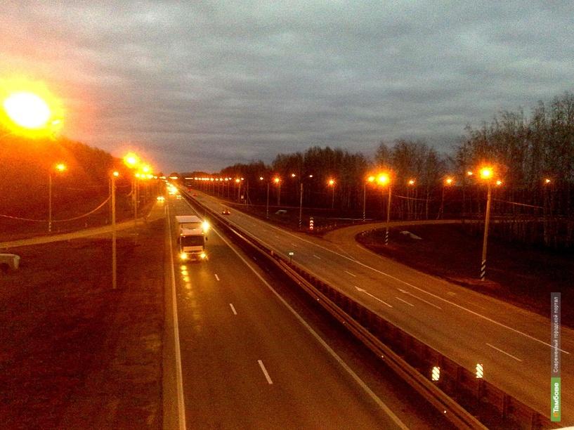 На федеральных дорогах, проходящих через Тамбовскую область, снизилась аварийность