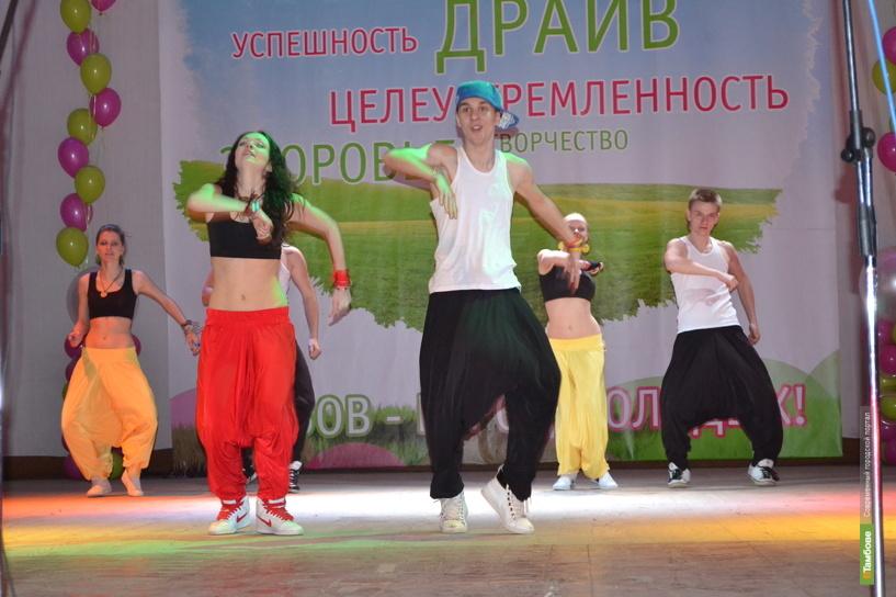 Лучшие танцоры Центральной России соберутся в Тамбове