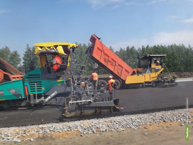 Обновленный участок М6 «Каспий» сдадут в срок