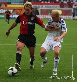 Экс-игрок «Спартака» и «Анжи» подался в тамбовскую «Академию футбола»