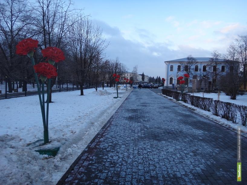 От Александра Боброва поступило предложение построить в городе часовню