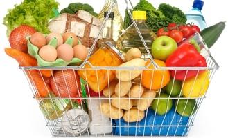Стоимость минимального размера продуктов в России выросла