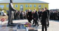 В Мучкапском районе поставили памятник выдающемуся хирургу