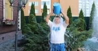 Алексей Кондратьев принял участие в «ледяном флешмобе»