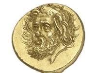 Монета с головой сатира стала самой дорогой в мире