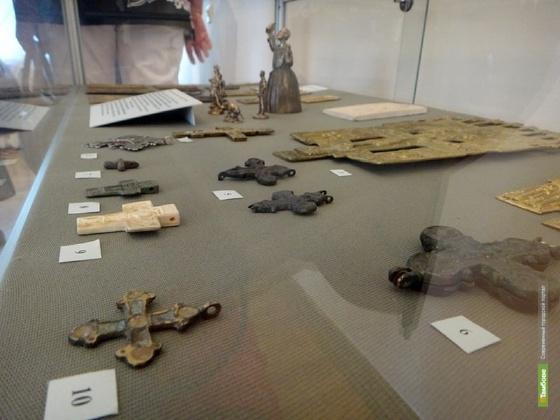 Тамбовчанам покажут старинные кресты и купола