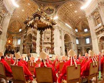 Конклав по избранию папы Римского пройдет 12 марта
