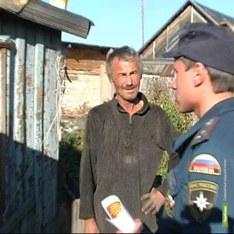 Тамбовские милиционеры устроят жителям «Строителя» «День профилактики»