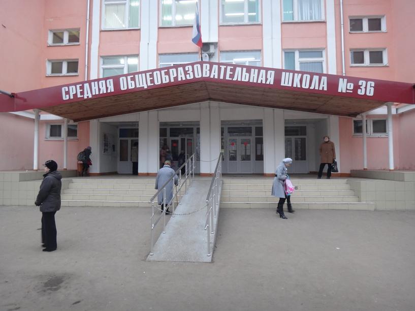 В 36-й школе Тамбова заработала электронная регистрация школьников