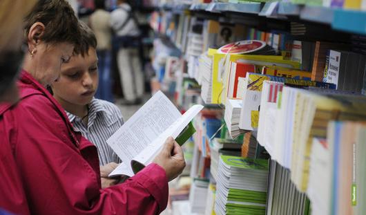 Ученики младшей школы в Тамбове получат бесплатные учебники