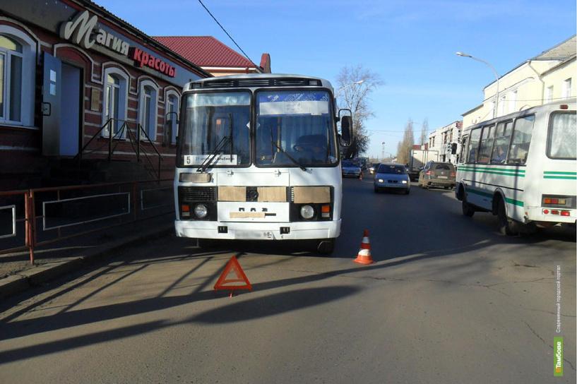 За неделю в Тамбовской области произошло 49 ДТП с пострадавшими