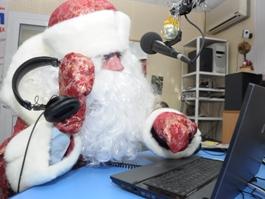 На новогодних праздниках в Тамбове будет работать радио Деда Мороза