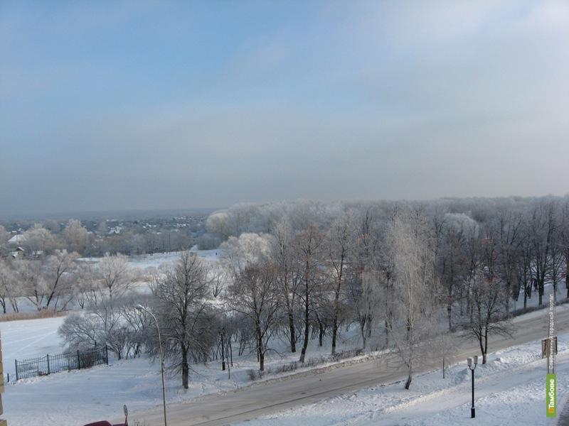 """""""Созвездие"""" экспонирует тамбовские пейзажи русской зимы"""