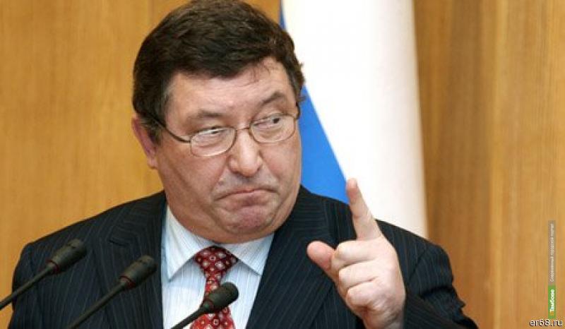 Губернатор поблагодарил тамбовчан за неравнодушие к судьбе Комсомольской площади
