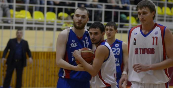 БК «Тамбов» выиграл у команды из Черкесска