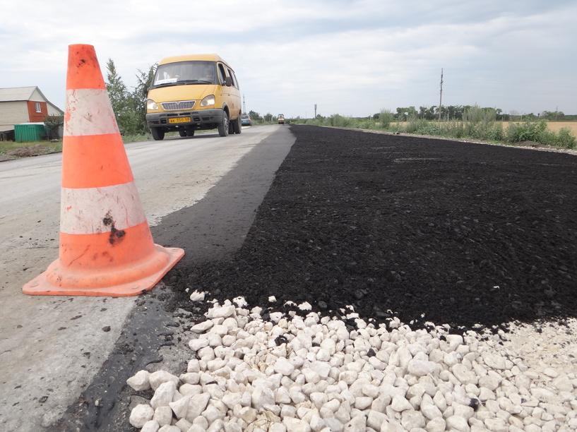 Росавтодор вплотную занялся ремонтом двух трасс на территории Тамбовщины