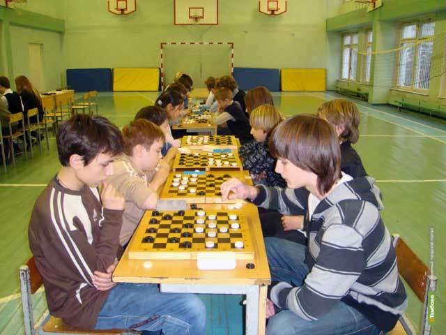 Тамбовский школьник завоевал «золото» на турнире ЦФО по русским шашкам
