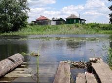 На Тамбовщине заканчивают расчистку реки Ира