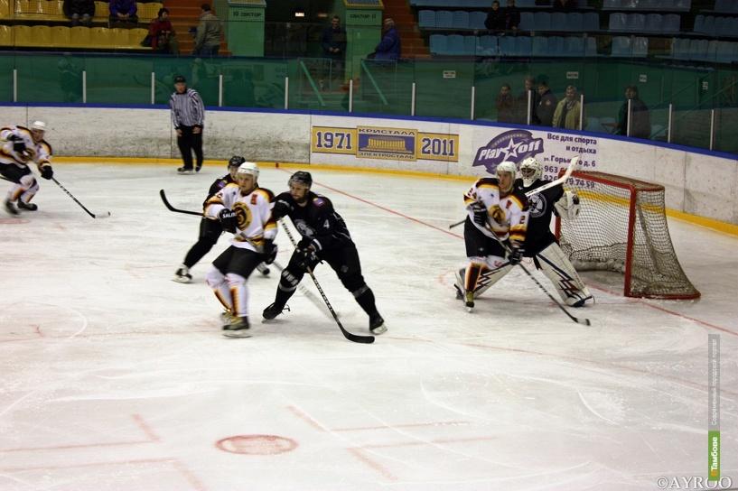 У тамбовских хоккеистов могут случиться незапланированные каникулы