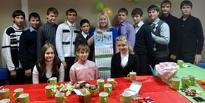 Тамбовские школьники стали новогодними волшебниками