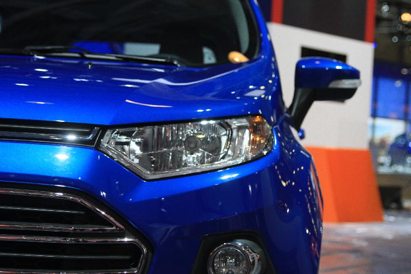 Привет из Татарстана: Ford представил компактный кроссовер EcoSport