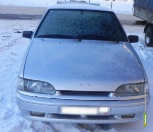 Тамбовские полицейские нашли угнанный автомобиль спустя семь месяцев