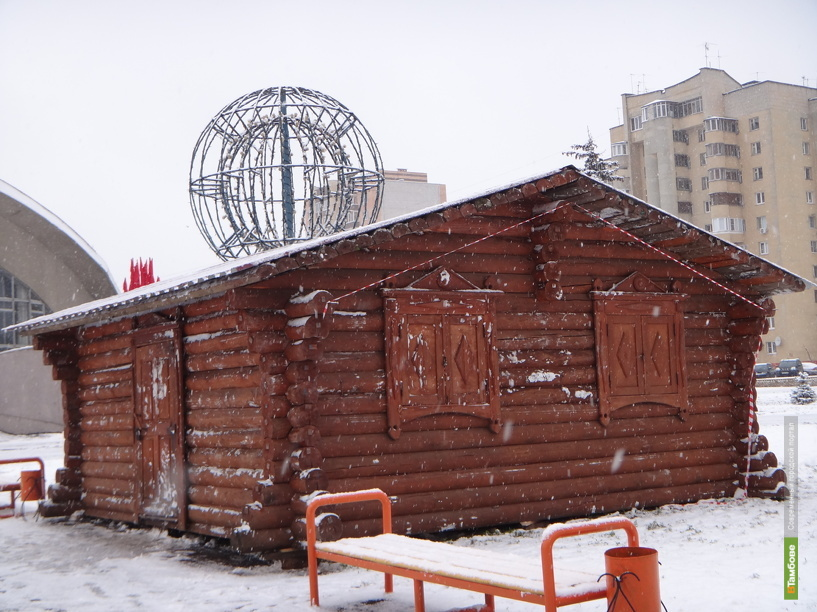 В Тамбове для Деда Мороза уже готово жильё