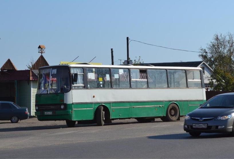 На первом этапе операции «Чистый воздух» тамбовские экологи проверили автобусы