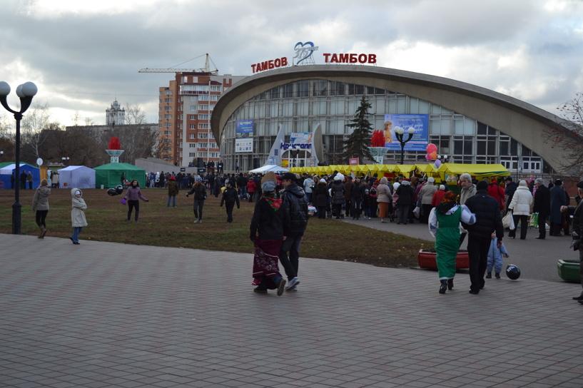 В Тамбове вновь развернётся международная ярмарка