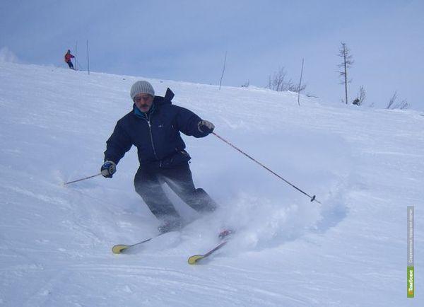 Тамбовские ветераны спорта встанут на лыжи