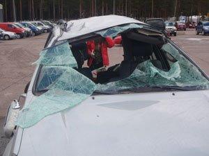 Пятеро тамбовчан попали под колеса такси в поселке Строитель