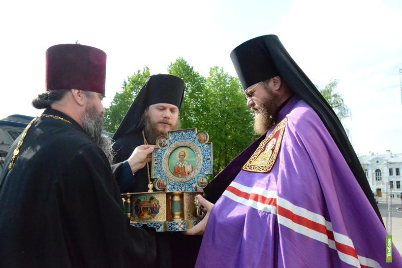 В Тамбов привезут святыню из Одессы