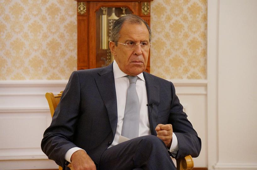 Сергей Лавров: Россия не допустит гонки вооружений