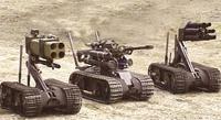 Российскую армию укомплектуют роботами