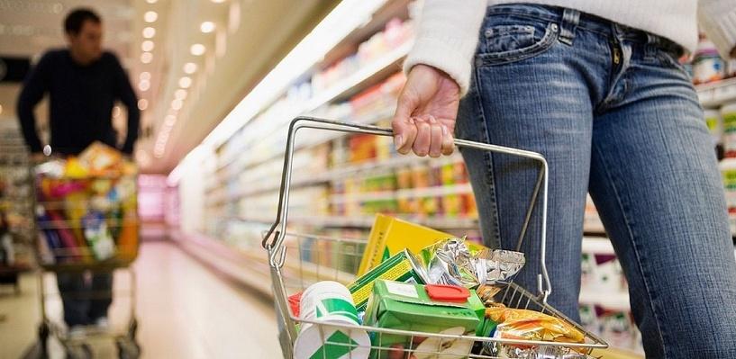 За полгода тамбовчане потратили на продукты и промтовары почти 90 миллиардов рублей