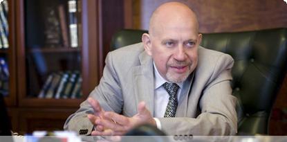 Ректора ТГУ отметили за заслуги перед Отечеством