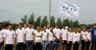 Студенты тамбовского технического университета сдали нормы ГТО