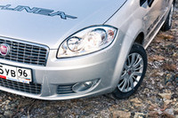 Fiat Linea: нежданный гость на чужом поле