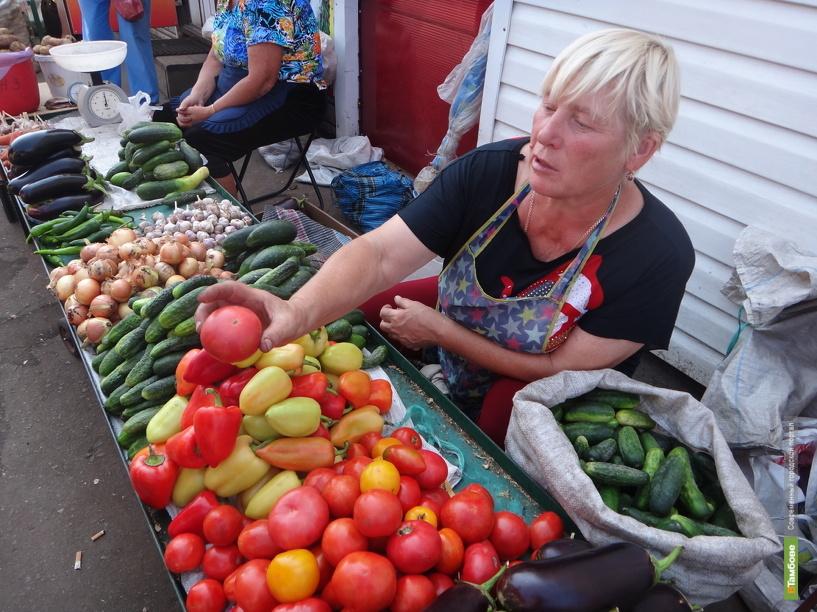 На Тамбовщине появятся логистические центры для подготовки овощей к продаже